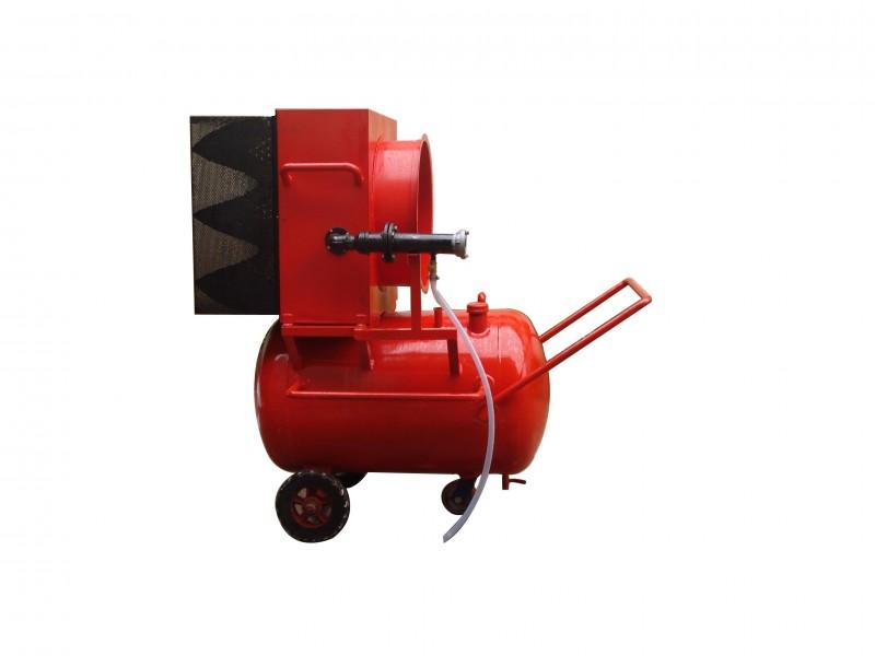 移动式(高倍数)泡沫灭火装置PFY4-100
