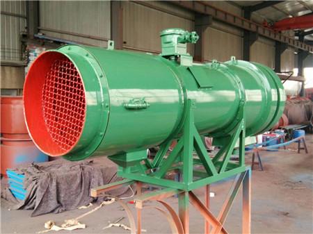 综掘机用湿式除尘风机你了解吗?