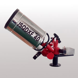 暴雪固定式(举高式)中倍数消防泡沫炮PPZ10-60L/S
