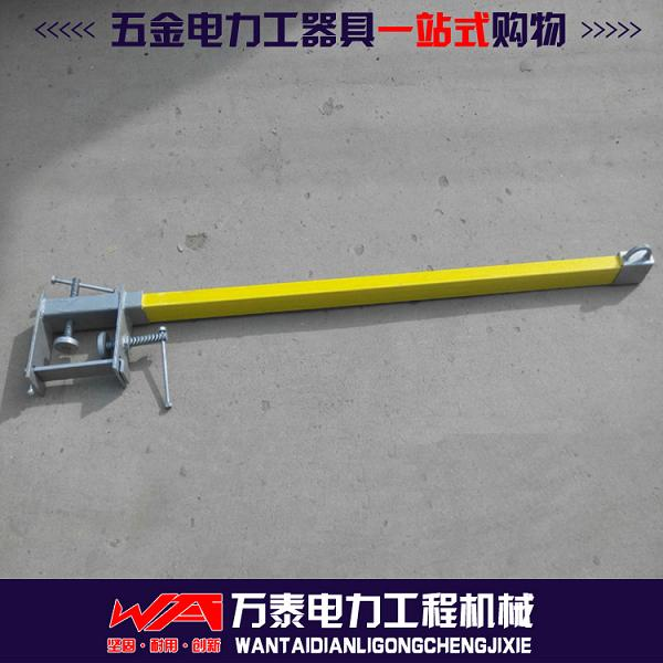 玻璃钢35KV隔离刀闸悬挂器 安全带固定架