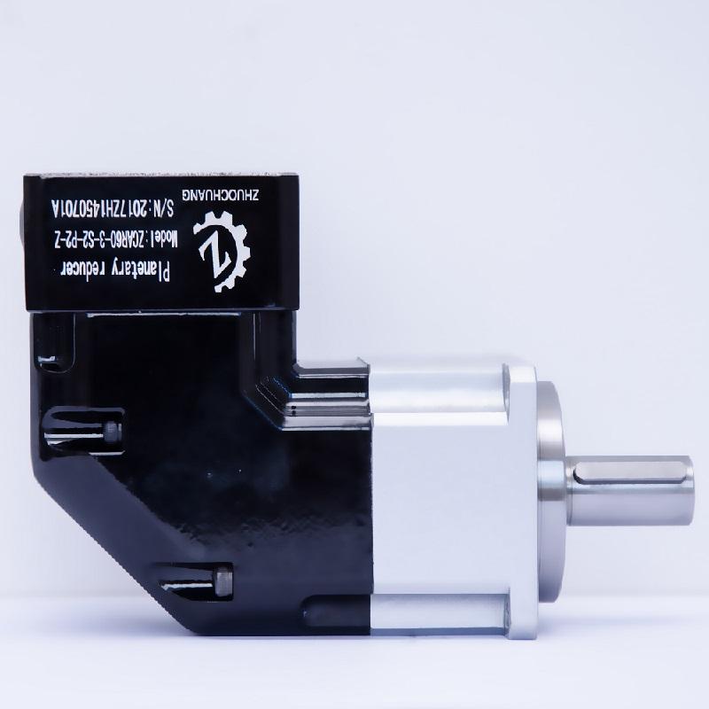 供应自动3D双面贴膜机减速器90转角精密行星减速机厂家