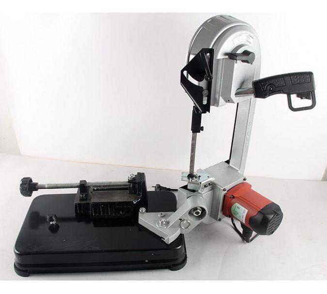 厂家直销高速带锯机 环形带锯机 便携式电缆切割锯
