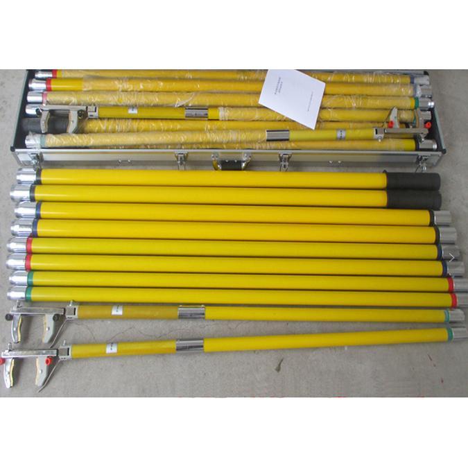 电力专用多功能高空接线钳 电力测试伸缩型压接钳