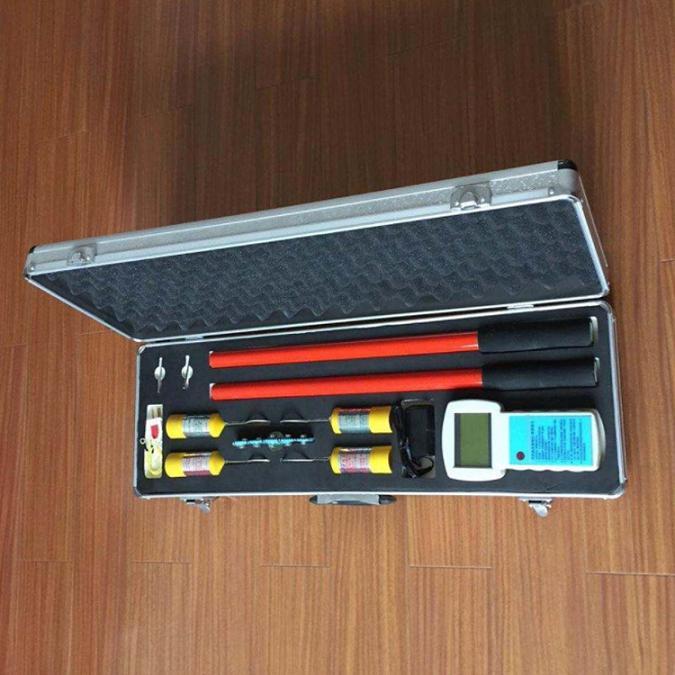 无线高压声光定相器 语音核相仪 10-110KV高压核相仪