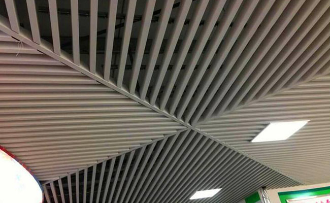 江苏影院铝方通施工 泰州影院铝方通厂家 影院专用铝方通定制