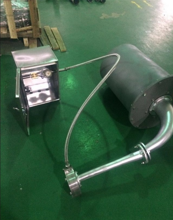 上海硕馨SCR膜片式声波吹灰器
