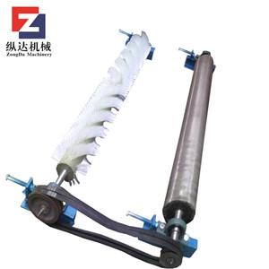 2019尼龙刷清扫器价格 XQ-II机械式清扫器