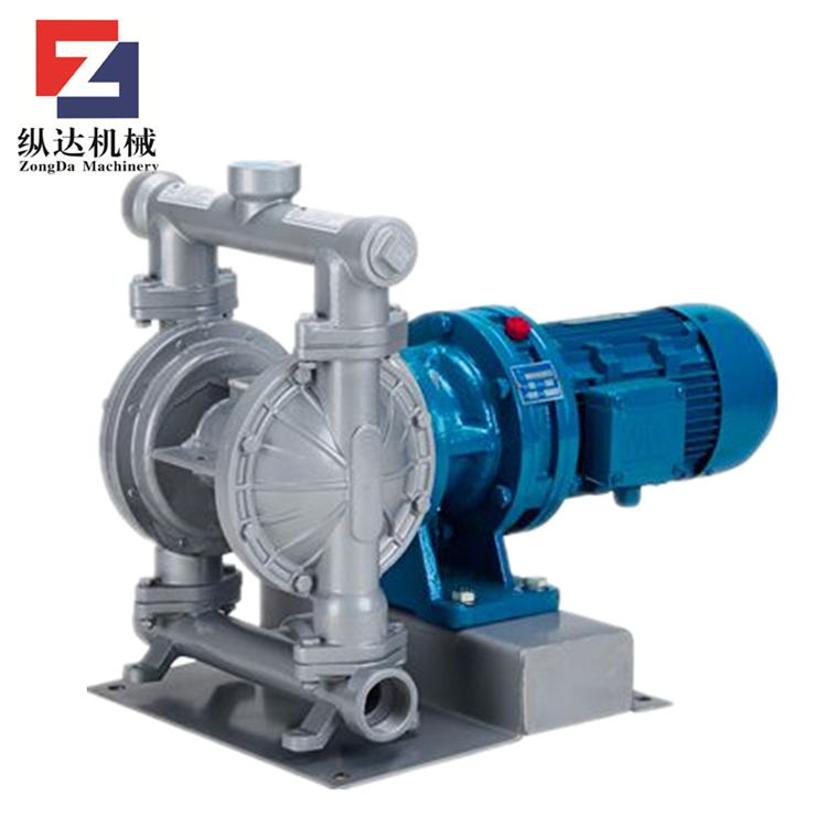 不锈钢电动隔膜自吸泵价格