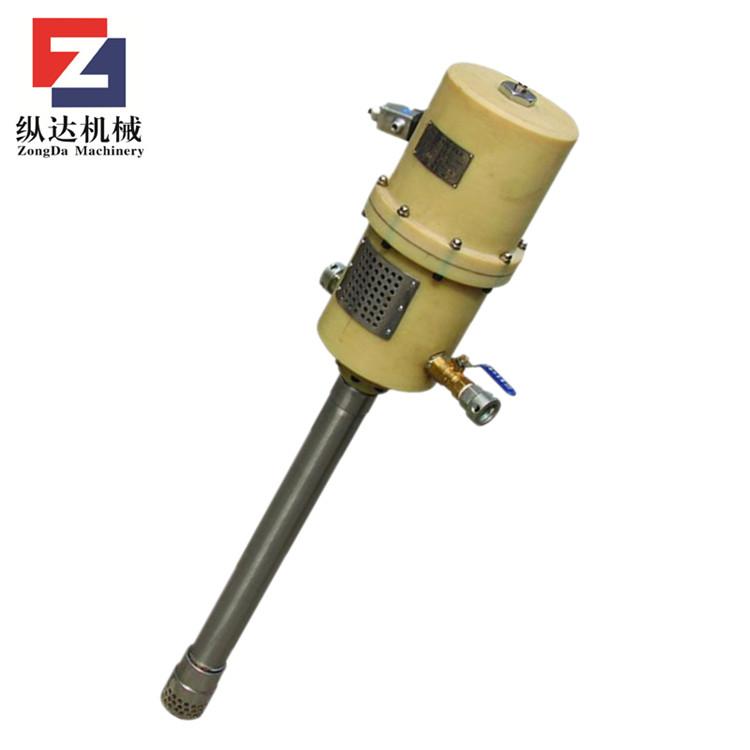 厂家供应 QB152便携式气动注浆泵
