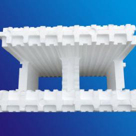 EPS 模块    新型建房材料