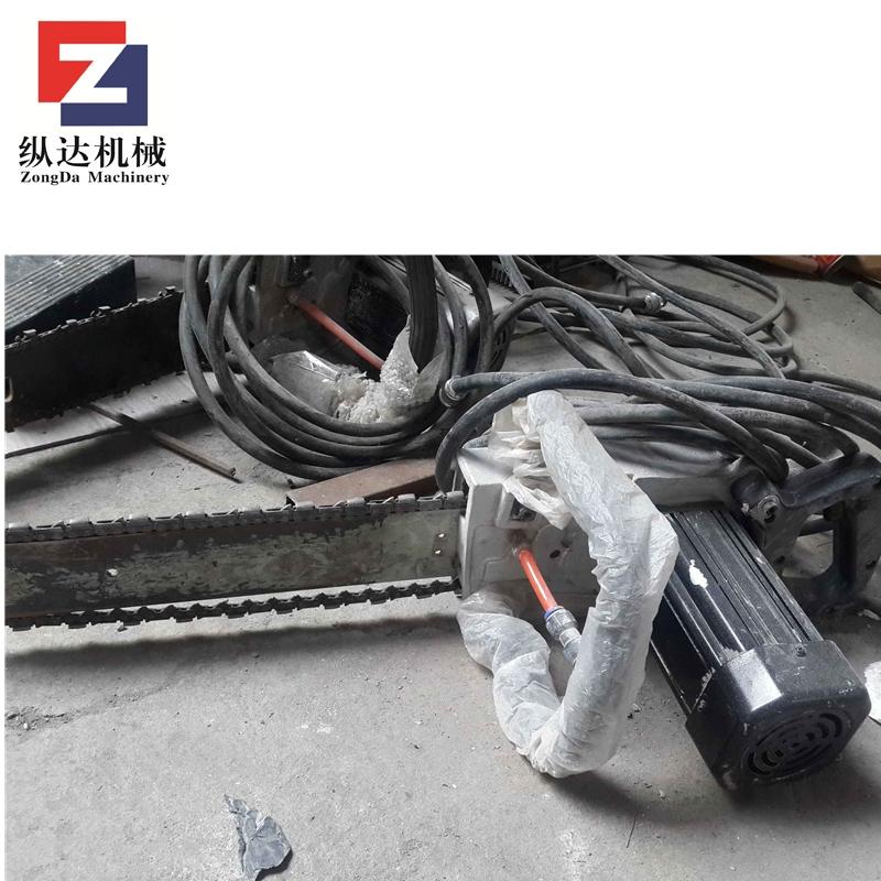2019新款热销ZGS-450防爆便携式金刚石链锯