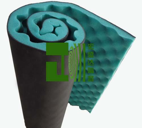 批发下水管隔音棉 管道隔音材料 新风管道降噪吸音棉