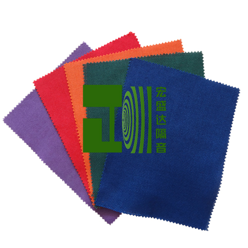 阻燃吸音布 软包吸音布 座椅布料 防火吸音材料