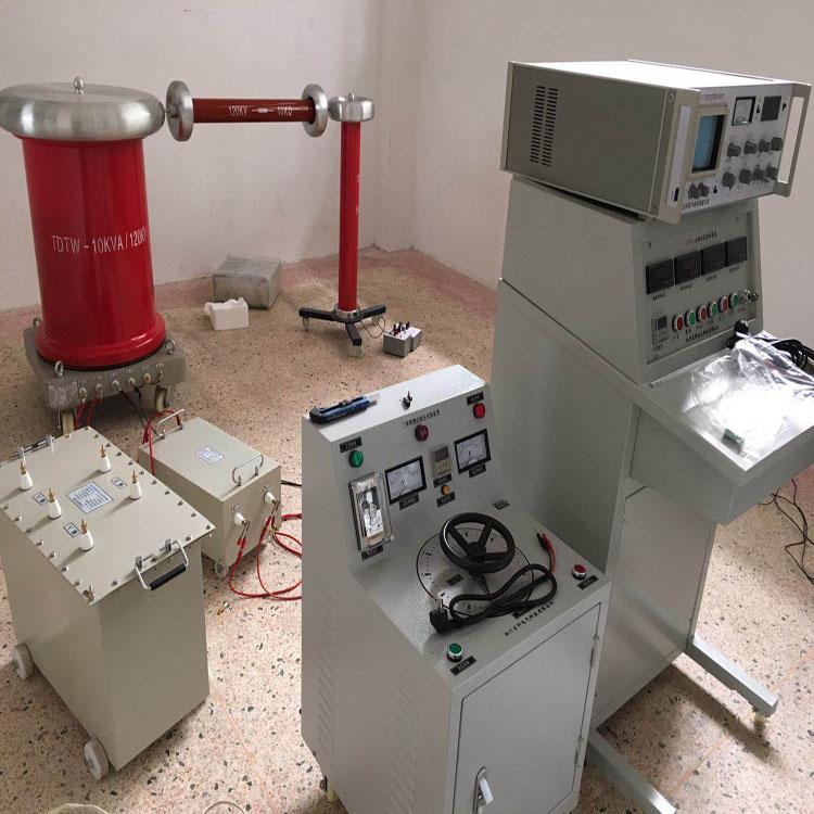 承装、承修、承试局部放电成套装置400kw以上频率