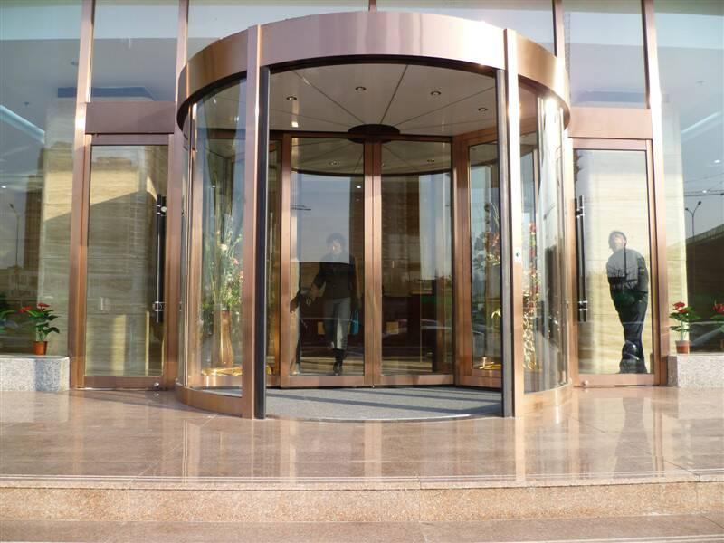 石家庄旋转门,酒店旋转门 旋转门厂家  转转门控