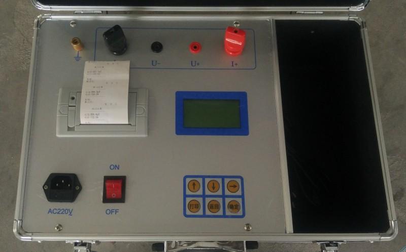 承试类一级电力资质升级回路电阻测试仪DC:≥100A