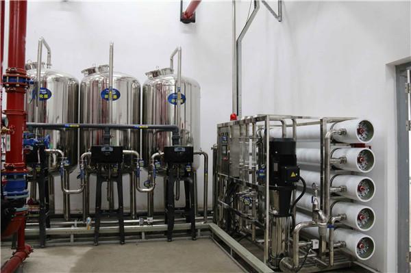 苏州纯水设备,电子行业用水设备