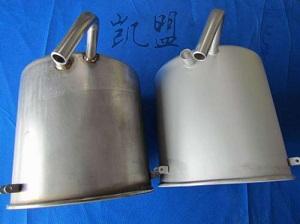 凯盟金属表面处理不锈钢酸洗钝化液(KM4008)酸洗钝化