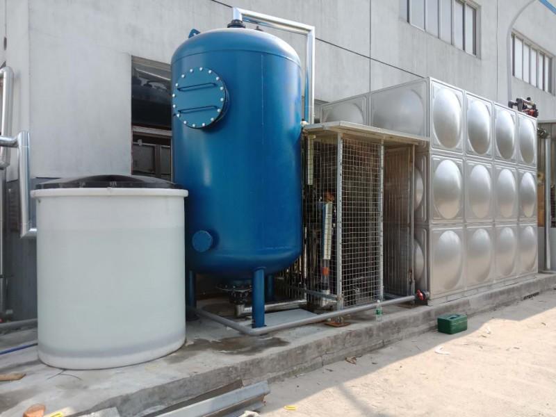苏州水处理设备,布草洗涤软化水设备
