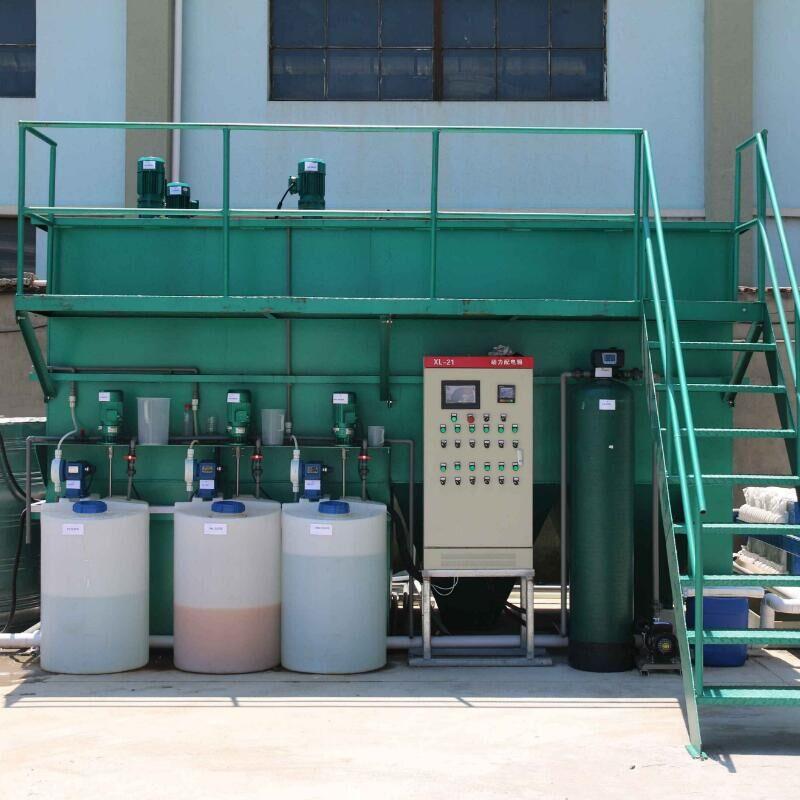 泰州废水处理设备,电镀废水处理设备
