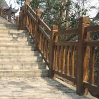 厂家直销仿木栏杆款式多样量大价优13594001211