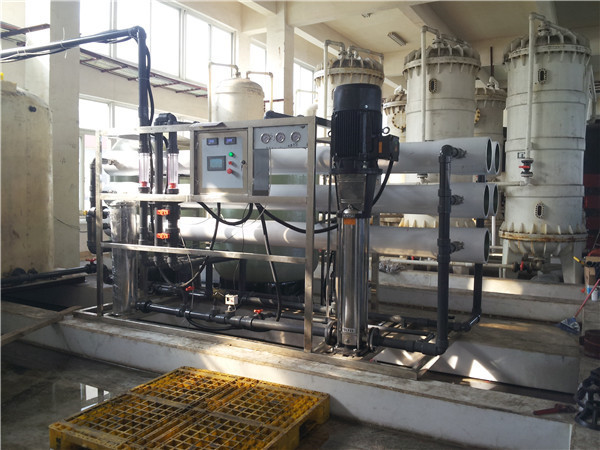 太仓纯水处理设备,电泳涂装清洗用水设备