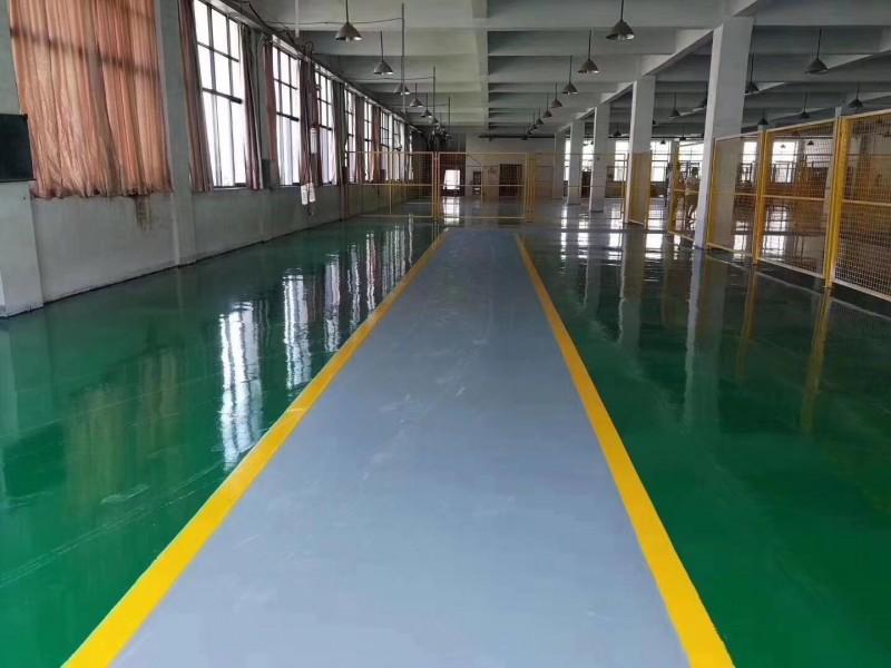 潍坊金刚砂耐磨地坪施工中的常见问题及解决方案