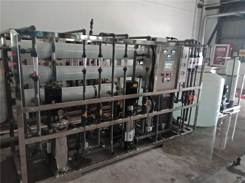 昆山纯水处理设备 五金磨具清洗用水设备