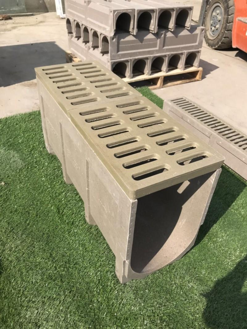 树脂混凝土排水沟  线性排水沟