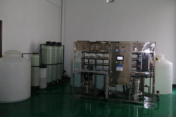 昆山纯水处理设备 纤维性产品清洗用水处理设备