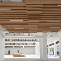 新疆阿克苏商场型材铝方通吊顶批发厂家