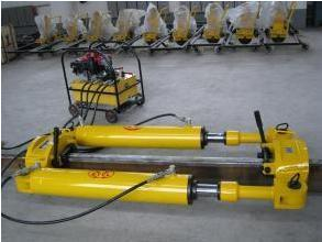 厂家优质电动液压钢轨拉伸机技术参数 报价 图片