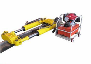厂家优质电动液压钢轨拉伸机方便快捷