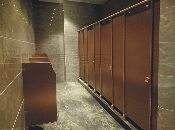 不锈钢厕所隔断