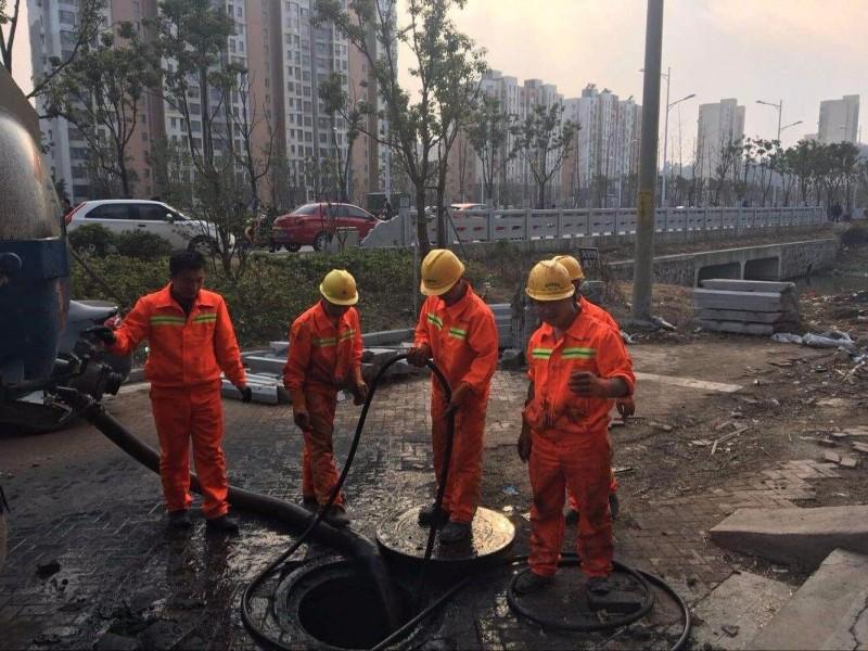 提供大兴区污水管道清洗服务