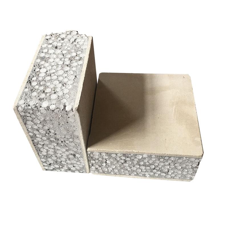 新型轻质水泥隔墙板 发泡水泥夹心复合板