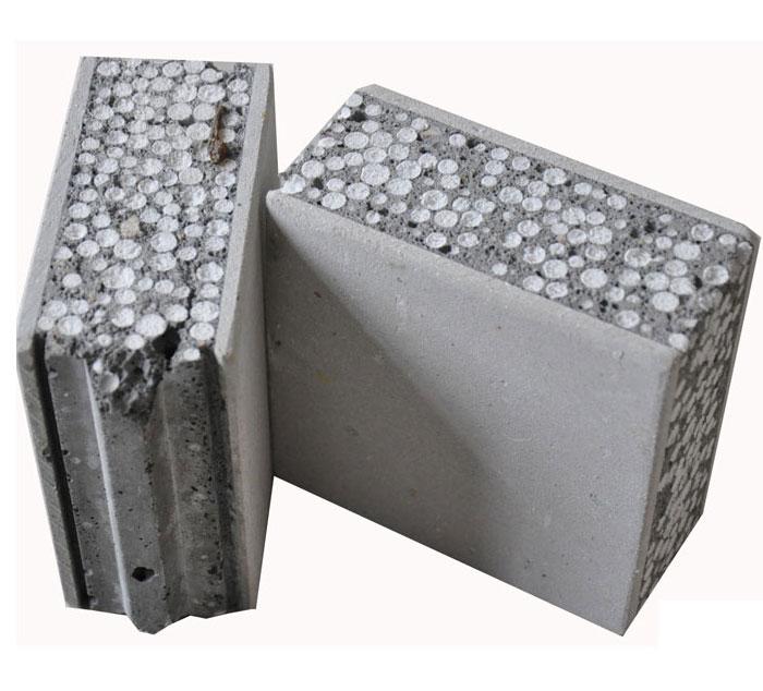 新型发泡水泥隔墙板 新型保温隔热室内隔断材料