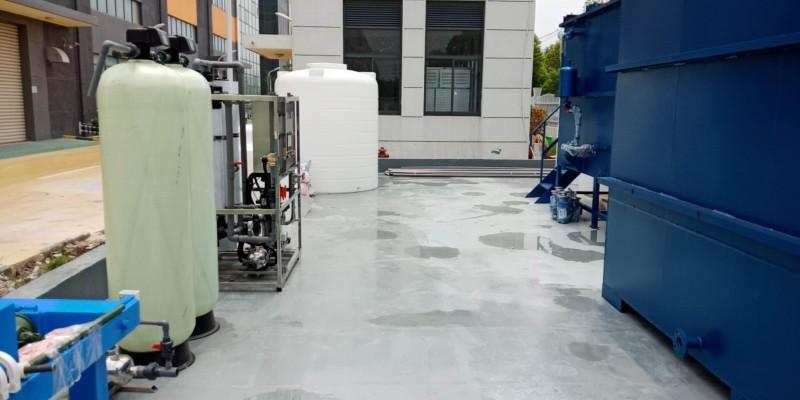 太原废水处理设备 滑轨清洗设备