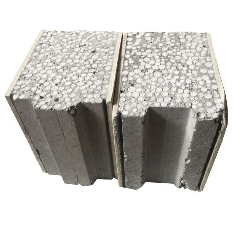 浙江轻质隔墙板厂家 新型聚苯乙烯颗粒夹芯板 90mm常用规格