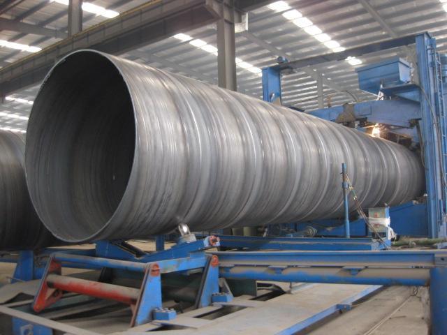排水管道用螺旋焊接钢管制造厂家