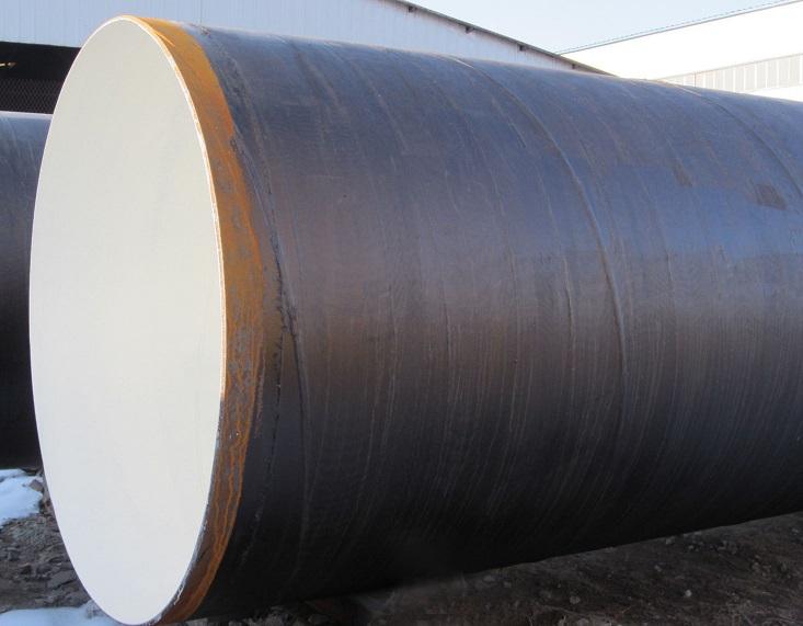 大口径Q235B螺旋焊接钢管生产厂家