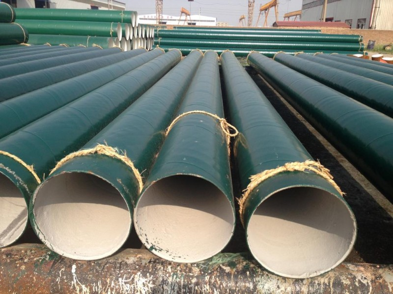 出口ASTM A108 Gr45 Gr50螺旋钢管