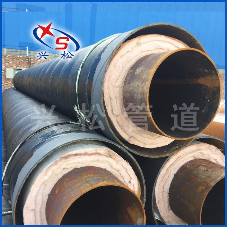 石家庄钢套钢预制保温直埋蒸汽管道质量杠杠的