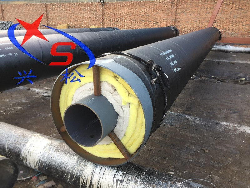 济南钢套钢预制保温管选择哪里