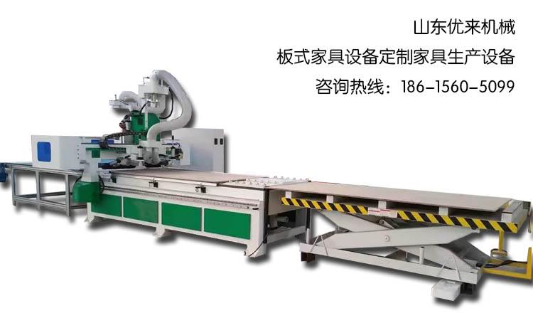 山东省淄博市板式家具设备定制,厂家直销低价批发