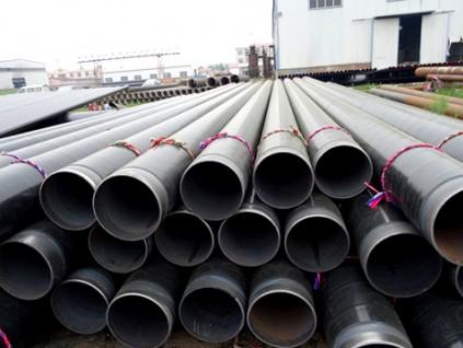 输油管道用Q345B螺旋钢管厂家