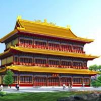 山东曲阜古建筑工程公司一级施工 设计甲级承揽各类园林古建筑
