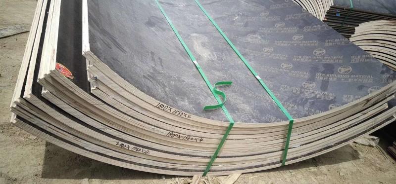 异型圆弧板,圆柱模板