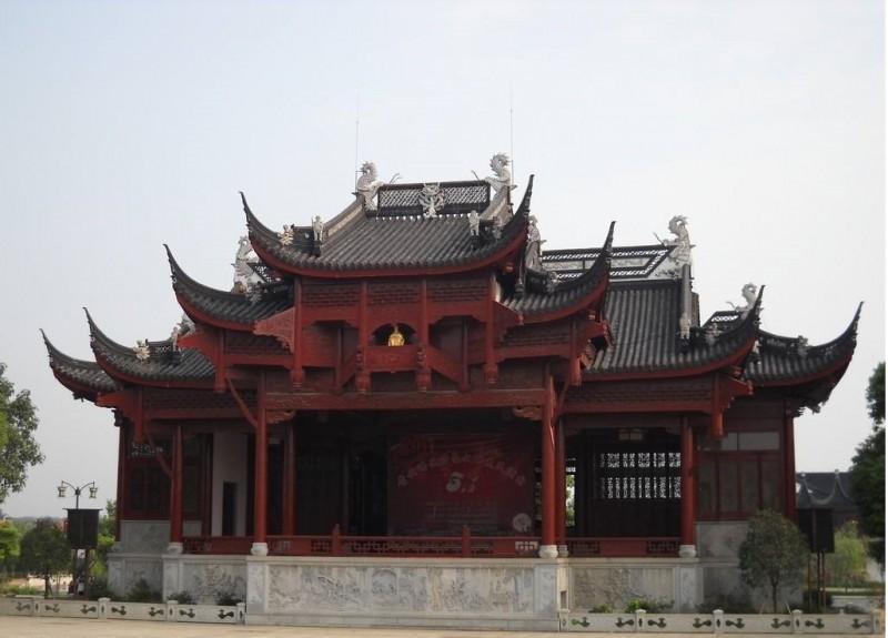 济南园林古建筑工程公司一级施工 勘察设计甲级承揽园林古建筑