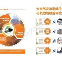 大自然安尔暖地暖的石墨烯电暖产品
